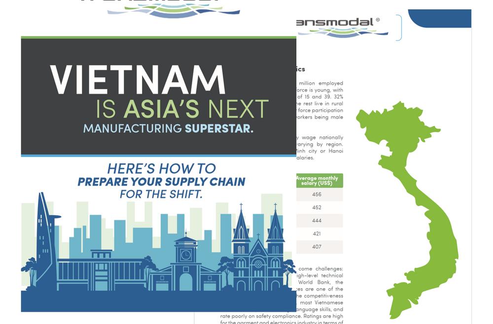 Vietnam Is Asia's Next Manufacturing Superstar